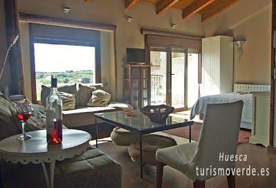 TURISMO VERDE HUESCA Apartamentos Vino Tinto